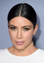 Kim Kardashian attends the Instyle Awards, Los Angeles, America - 26 Oct 2015 | Wireimage