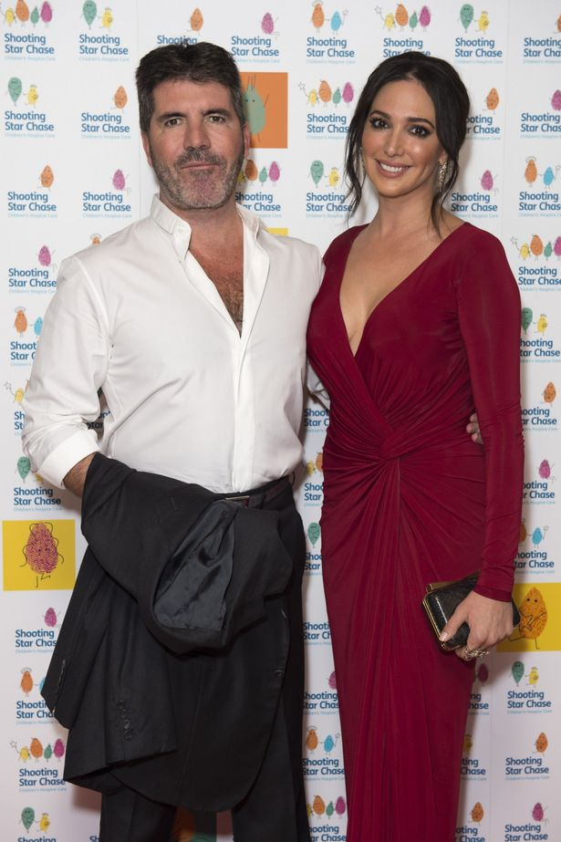 Simon-Cowell-and-Lauren-Silverman-attend-Shooting-Star-Chase-Ball (1)