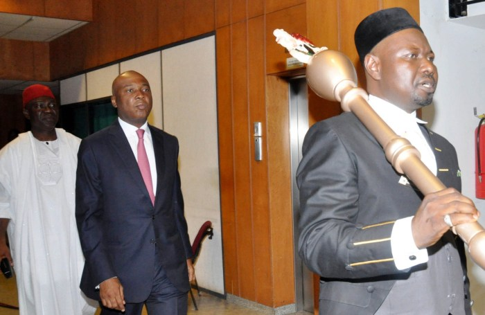 Miyetti Allah Fulani Herdsmen Threaten To Force Saraki Out As Senate President