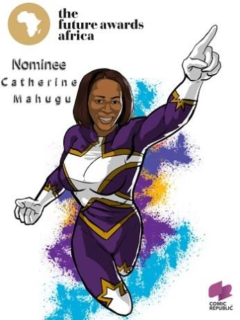 Catherine Mahugu