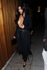 Kylie Jenner and Tyga head to the Nice Guy club in West Hollywood   FameFlynet
