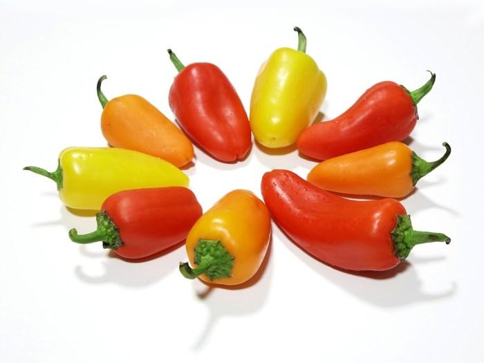 pepper peppers foods immune