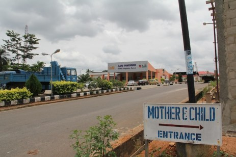 Gani Fawehinmi Diagnostic Centre | See New Ondo