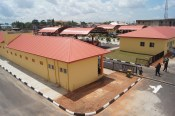 Ultra-modern motor park built by Governor Mimiko in Akure | All About Ondo