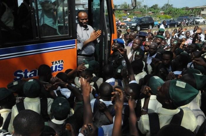 Ondo Government school bus | See New Ondo
