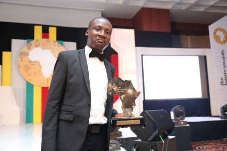 Rasheeda Mandeeya Yehuza (Ghana) Winner, The Future Awards Africa Prize in Technology | RED