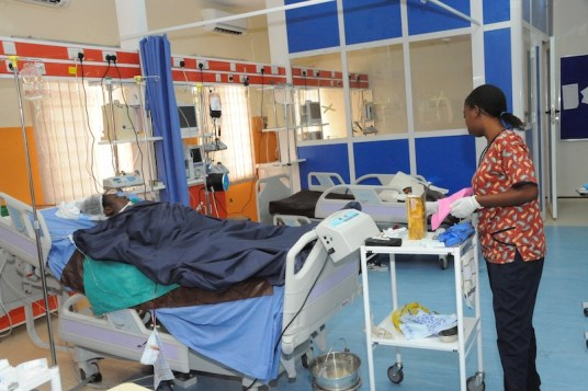 Inside the Trauma Centre | See New Ondo