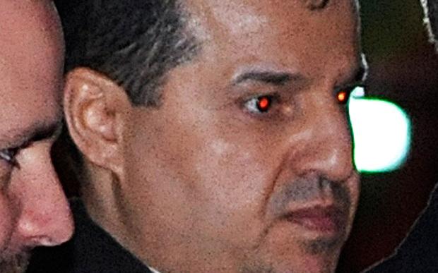 46-year-old rape suspect, Ehsan Abdulaziz leaving Southwark Crown Court | Central News