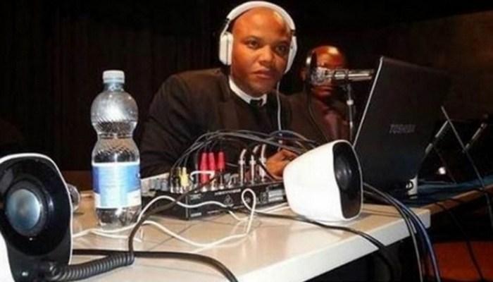 Radio Biafra Director, Nnamdi Kanu