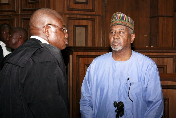 Dasuki: Buhari Federal Attorney General Doubles Down On Disobedience To Court Order