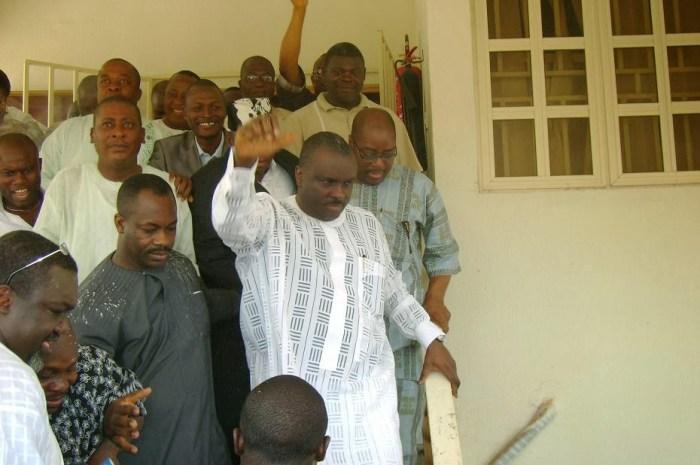 James Ibori Niger Delta Nigeria Troops