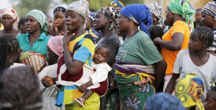 IDP, Camp, Soldiers, Rape