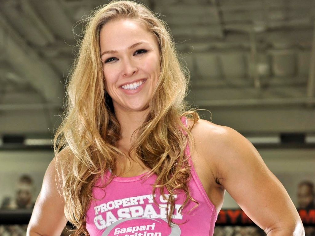 Ufc Star, Ronda Rousey Poses Naked For Risque Sports Illustrated Shoot Photos - The -8101