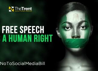 Press Freedom APC Social Media Bill Senate Anti-social media bill
