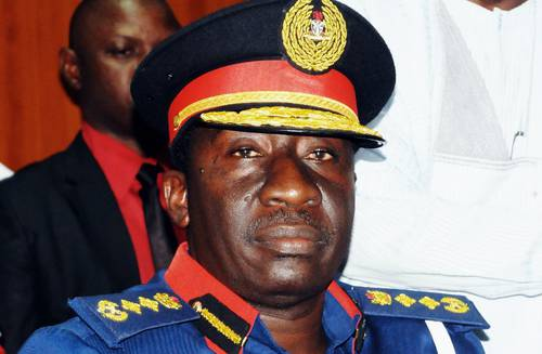 NSCDC Commandant General Abdullahi Gana Muhammadu
