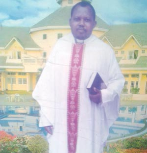 Stephen Eseteru Ogue