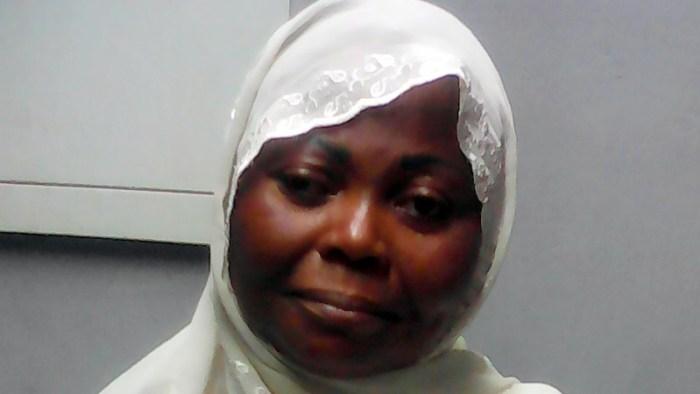 Saidat Bola Hassan vomited cocaine at Nnamdi Azikliwe international Airport Abuja