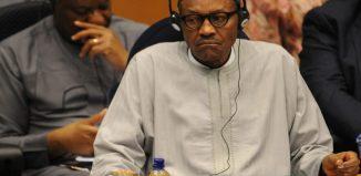 evil nigeria White House Nigeria's President Muhammadu Buhari