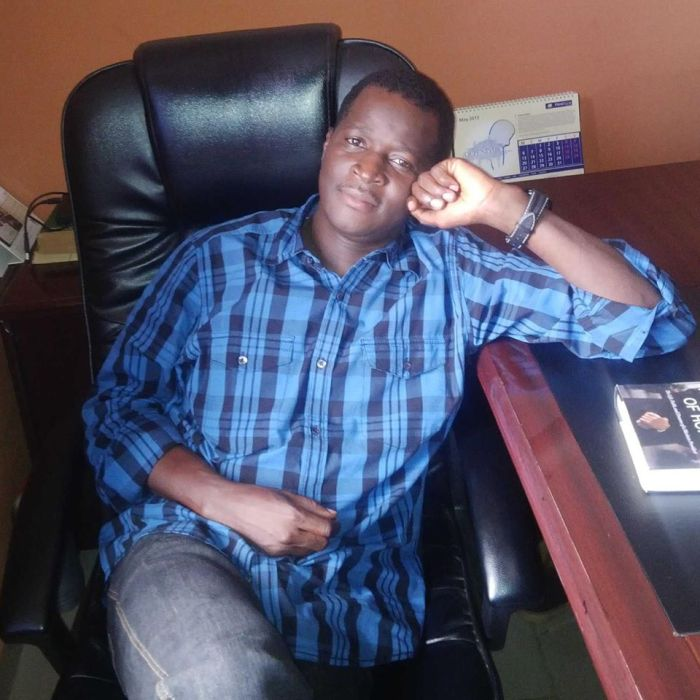 Dr. John Danfulani, lecturer at Kaduna State University