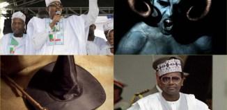 witchcraft Buhari