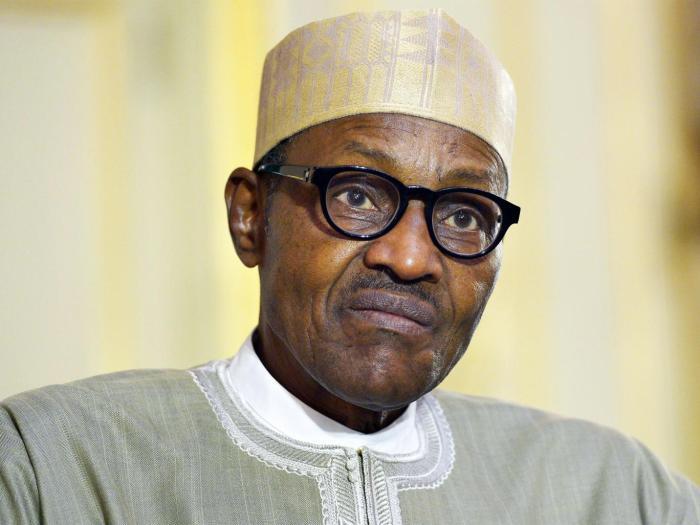 Tompolo Nigeria's President Muhammadu Buhari