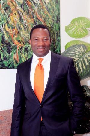 Dr. Austin Tam George, commissioner of information, Rivers State