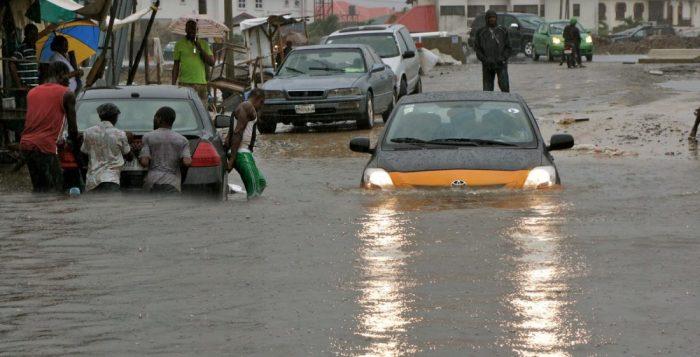 Kebbi Cross River File Photo of Lagos flood NTA anambra