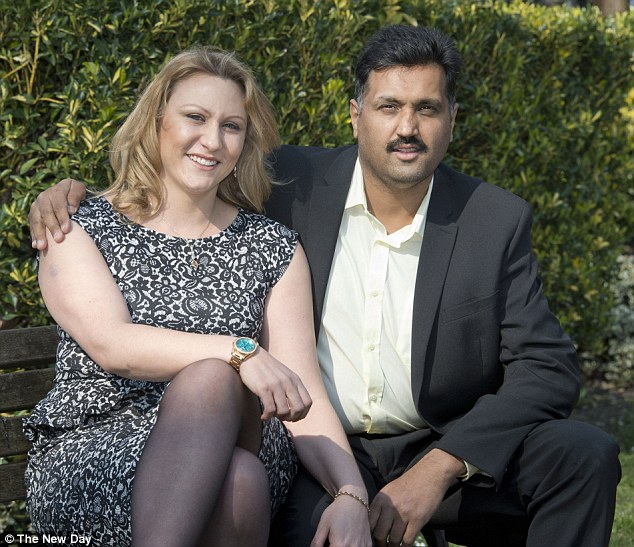 Mohammed Abad and Charlotte Rose