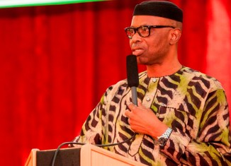 Olusegun Mimiko, PDP, Labour Party