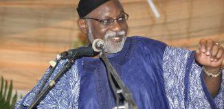 Rotimi Akeredolu, Tayo Ogunleye, Soladoye Ekundayo, Abel Oloniyo