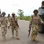 military checkpoints Boko Haram Troops, Militiamen, Bauchi, Arrest