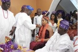 ooni of ife wedding the trent