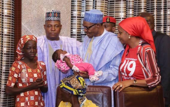Buhari Chibok