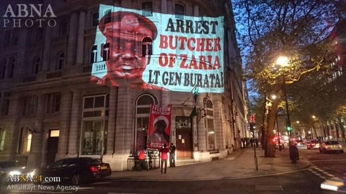 Rights Terrorism Soldiers Nigerian Army Tukur Buratai Shi'ite Shia Killings Zaria Killings