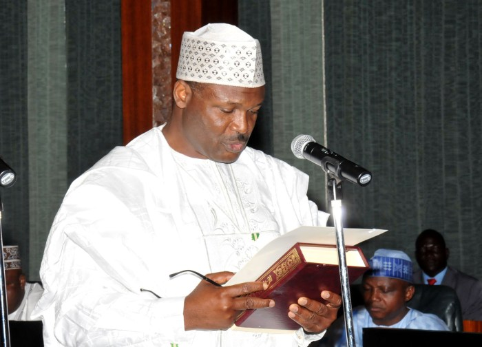 Mahmood Yakubu, INEC, Abdul Aboki