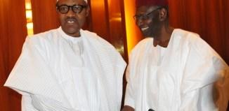 Maryam Danna, Buhari, Abba Kyari elections