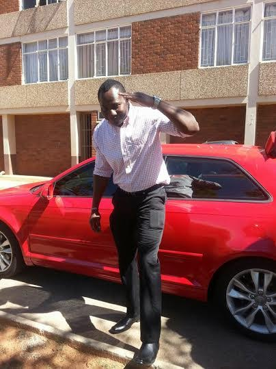 Dewunmi Oladele, 37, was reportedly shot dead on Sunday, May 8, 2016 in a popular night club in South Africa where he worked as a bouncer.