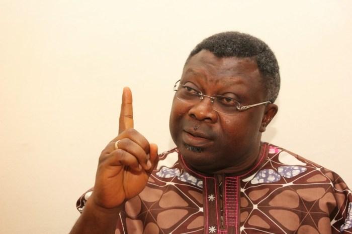 Olu Falae, Adams Oshiomhole, Kayode Fayemi, Iyiola Omisore, SDP, APC, Osun