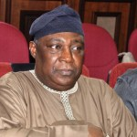 "Air Marshal Alex Badeh (rtd) pictured in court during his ""arms deal"" trial 