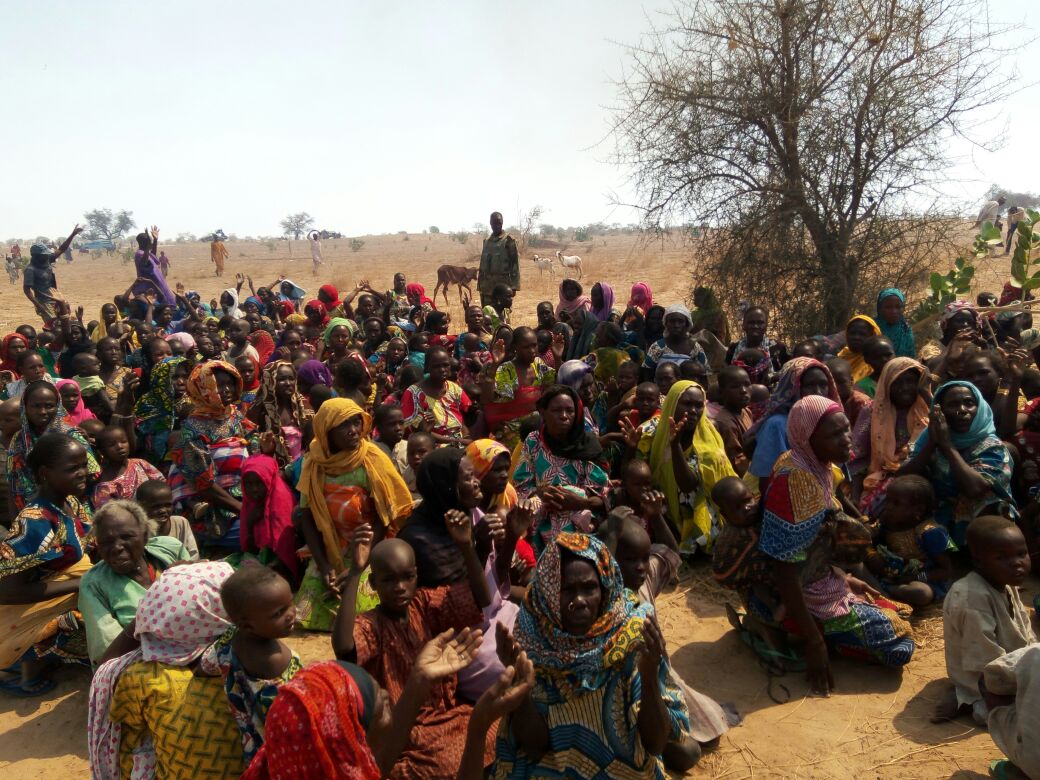 Nigerian Troops Rescue 5,000 From Boko Haram Camps, Kill 6 Terrorists Photos - The Trent-3589