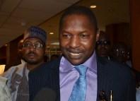Abubakar Malami, Vincent Adekoye, Dame Julie Okah-Donli, NAPTIP