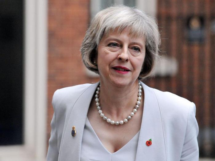 Theresa May United Kingdom UK