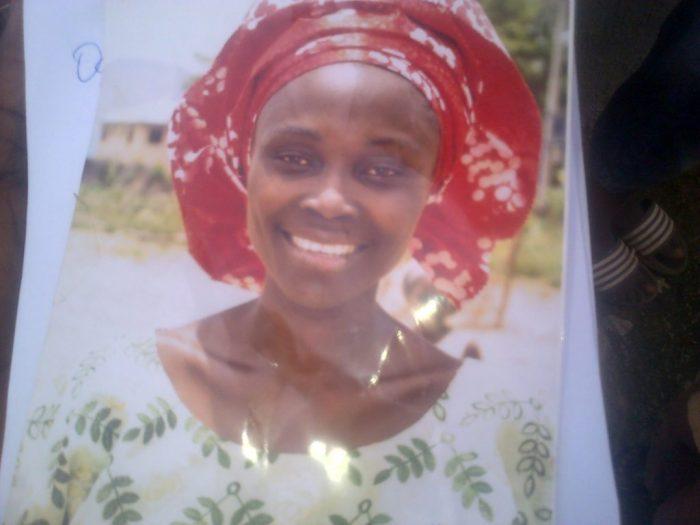The late Mrs. Eunice Elisha