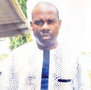 The late Desmond Nunugwo