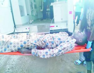 Suicide jumper rescued from Lagos River on August 29, 2016 | Daily Sun