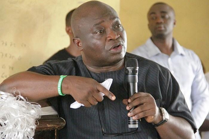 Army Abia anambra Dr. Okezie Ikpeazu, Governor of Abia State