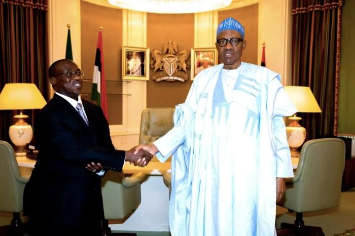 Baru NNPC Buhari Boko Haram