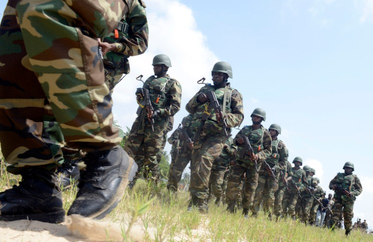 chinese troops Ibori JAMB Niger Delta Nigeria Troops sagir musa Nigerian Army