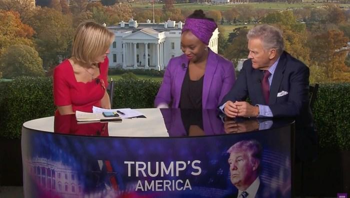 Chimamanda Adichie, Award Winning Author Trump