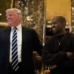 Kanye West, Donald Trump, Twitter, Followers